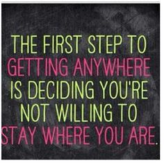 Baby steps are still steps... #thewholejourney #twj