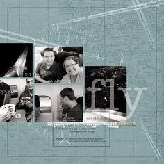 Fly - You & Me | www.digitalscrapper.com