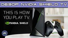 Обзор Nvidia shield TV