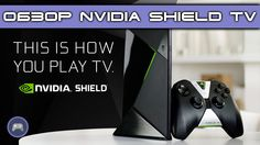 Обзор Nvidia shield TV