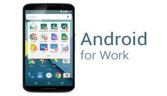 Using android device? Google has introduced #Android for #work.  You can use the same android device for personal use as well as your office/enterprise use with completely different profile and set of applications.