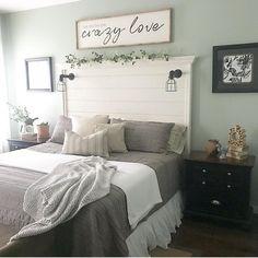 Love, Love, Love, Love, Crazy Love Wood Sign