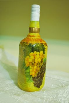 Sticla decorativa (25 LEI la pia792001.breslo.ro) Decorative Bottles, Home Decor, Decoration Home, Room Decor, Interior Design, Home Interiors, Interior Decorating