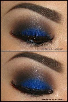 tomorrow on Pinterest | Smokey Eye, Smoky Eye and Blue Smokey Eye