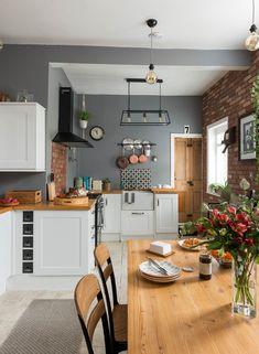 17 best gray kitchen walls images diy ideas for home future house rh pinterest com