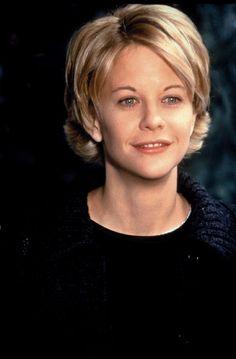 Meg Ryan en 1998 ...