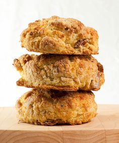 Bacon Buttermilk Biscuits Recipe on Yummly