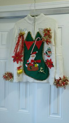 We've added UGLY Christmas sweaters to our inventory with a #vintage flair. Check us out! #uglychristmassweater   http://stores.ebay.com/LYLACS-4U?_rdc=1
