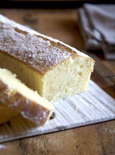 עוגת לימון מסקרפונה בזיגוג דבש לימוני
