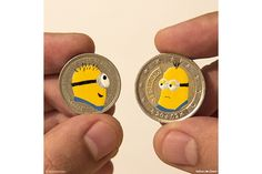 Tumblr br mostra personagens conhecidos, coloridos em moedas do mundo todo http://www.bluebus.com.br/tumblr-br-tales-you-lose-mostra-personagens-coloridos-moedas-mundo/