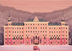 Folio illustration agency, London, UK | James Gilleard - Vintage ∙ Retro ∙ Animation ∙ Editorial - Illustrator