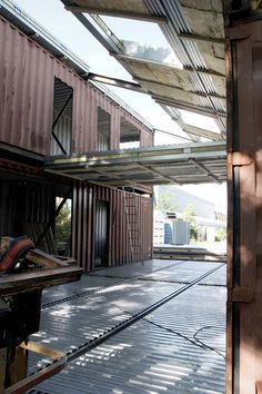 Collect this idea Recycling is one of the major issues nowadays. Especially when it comes to architecture and sustainable design. We've seen a lot of creative ways to build a home from stretch using eco-friendly materials or recycled ones, but we've never seen a house entirely build of…well, shipping containers. The WFH House in China, designed by …