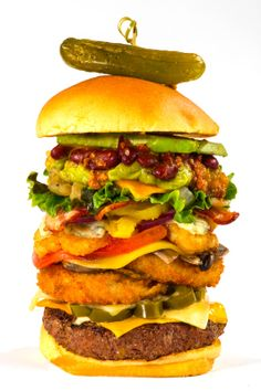 Matthew Pace and his Build-a-Burger, on our most recent News and Updates. http://wp.me/p2KA89-qk