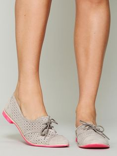 DV by Dolce Vita Sury Brogue Oxford at Free People Clothing Boutique