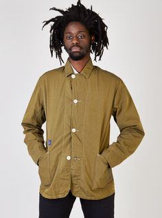 POST OVERALLS Lined OK40 Jacket