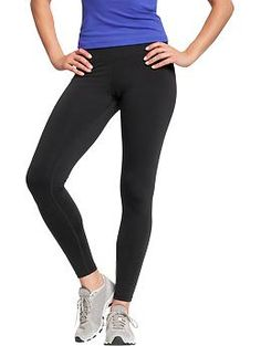Womens Active by Old Navy Compression Leggings - Note to self, these were too big, size down next time.  Note to everyone else - leggings are not pants.  These are for my lymphedema which is now moving from my ankle to my knee and thigh.