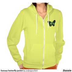 fantasy butterfly jacket