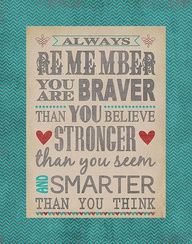 Winnie the Pooh quote...one of my favorite quotes of all times!!!