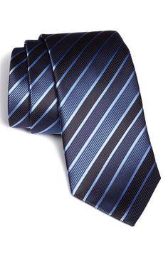 David Donahue Woven Silk Tie | Nordstrom