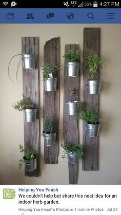 Barnyard decor