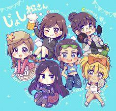 Osomatsu-san genderbend Characters: Osomatsu; Karamatsu; Choromatsu; Ihimatsu; Juushimatsu; Todomatsu