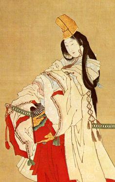 Shirabyoshi Dancer /   Katsushika Hokusai