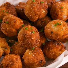 Hush Puppies - Rezepte - You are in the right place about snacks Here we offer you the most beautiful pictures about the s - Indian Food Recipes, Vegetarian Recipes, Healthy Recipes, Ramen Recipes, Hibachi Recipes, Fried Shrimp Recipes, Healthy Food, Okra Recipes, Snacks Recipes