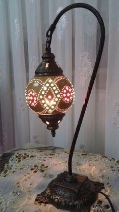 Gourd lamp su kabağından lamba
