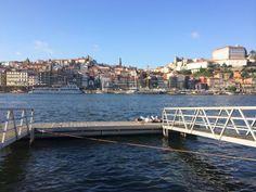 Banho de sol sobre o Douro