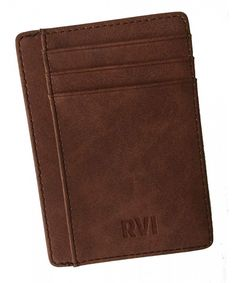 Made from 100/% Genuine Buffalo Leather Mens Leather Wallet with RFID Blocking Organized and Easy to Access Comes in a Stylish Gift Box Keeps Cash and Cards Safe Minimal Wallets for Men Slim