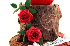 Till death do us part - Cake by Cake My Day