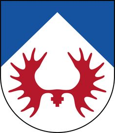 Coat of arms of the municipality of Åre, Sweden