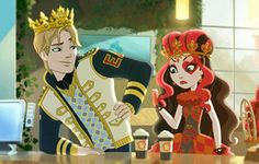 Ever After High - Opiniepeiling