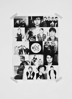 5SOS Poster This versatile and affordable poster delivers sharp, clean images and a high degree of colour accuracy. Professionally printed on highest quality