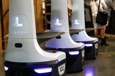 LocusBots can now 'talk' to each other and collaborate in warehouses | TechCrunch