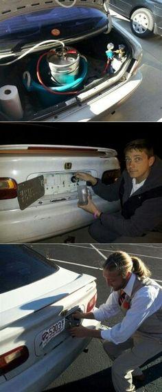 The best car mod ever