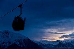 Gondola Cableway to #Verbier