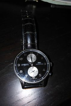 IWC Portuguese Automatic Chronograph Total S a tisfaction A t E bay! Iwc, Portuguese, Chronograph, Watches, Accessories, Ebay, Wristwatches, Clocks, Jewelry Accessories