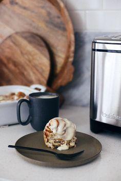 Bread Machine Cinnamon Roll Recipe | lifestyle | Fresh Mommy Blog Bread Machine Cinnamon Rolls, Cinnamon Roll Monkey Bread, Bread Maker Machine, Dough Ingredients, Cinnabon, Sticky Buns, Roll Recipe, Cinnamon Cream Cheeses, Easy Bread