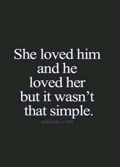 It wasn't that simple.