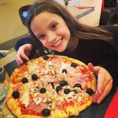 Harrogate Mama, Caffe Marconi, kids pizza