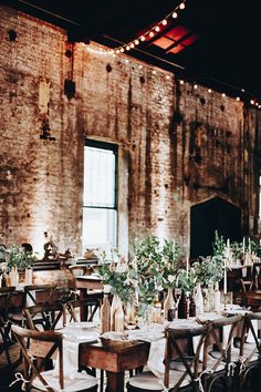 Bohemian wedding in a warehouse Wedding Tips, Wedding Styles, Crazy Wedding, Wedding Stuff, Wedding Flowers, Phuket Wedding, Warehouse Wedding, 100 Layer Cake, Table Set Up