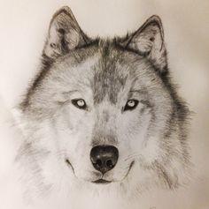 Dibujo con lápiz mina