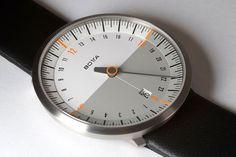 Botta Design UNO 24 NEO Die Feinzeigeruhr