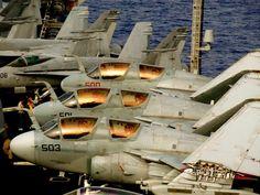 A-6 Intruders.