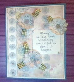 card made by Christine Pease