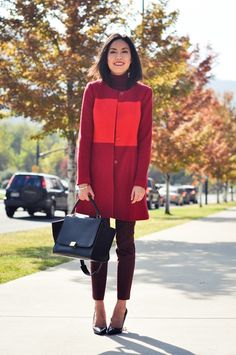 9to5Chic: Reds