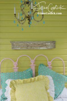 jane coslick | Jane Coslick Cottages : A Happy Happy Porch