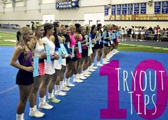 Lovely Little Style: Tryout Tips