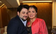 Anna Netrebko, ex-wife of baritone Erwin Schrott, and Azerbaijani tenor Yusif Eyvazov (37) have announced their engagement. The couple met and began dating in March 2014 when they appeared together in a production of Puccini's Manon Lescaut at the Rome Opera House. A date for the wedding has not been set.